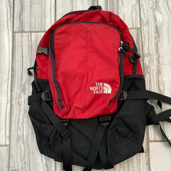 The North Face backpack. EUC